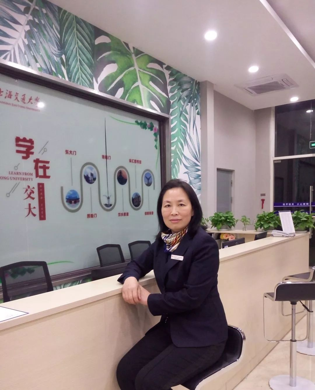 励志! 和儿子一起读研,49岁上海交大宿管阿姨的