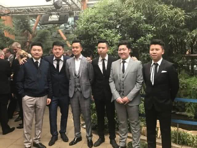 中国9将6人胜利在望,2人以7