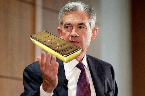 """美联储拧开""""水笼头""""用力过猛后,黄金再显价值,没人可以拒绝?"""