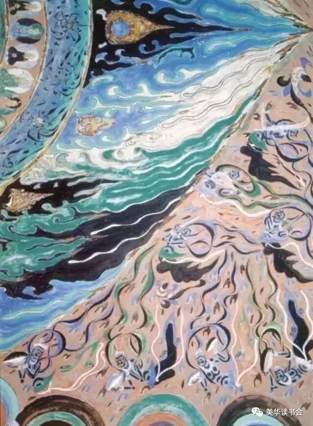 敦煌壁画最美的飞天仙女形象
