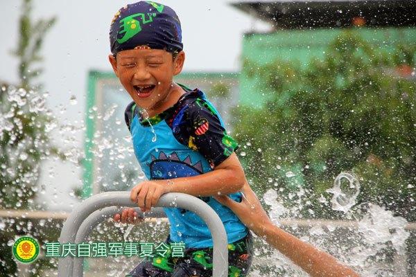 忠县自强夏令营让营员找到自信,乐观面对人生