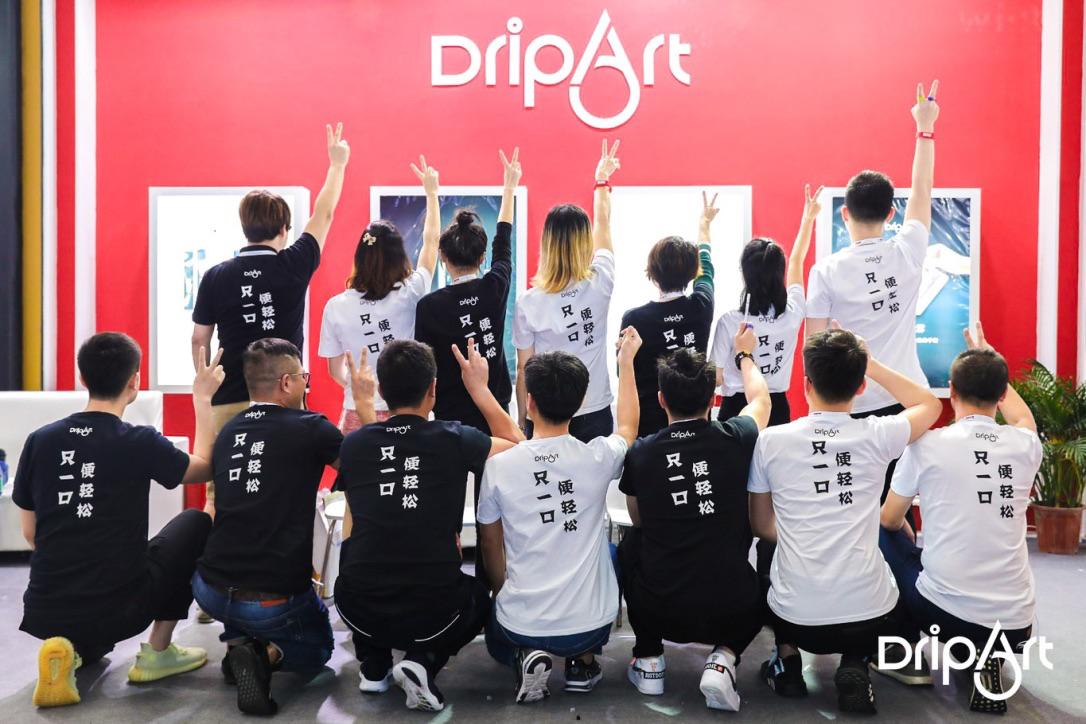 2019 年电子烟展会完美收官!DripArt 预定量破万套名声大躁