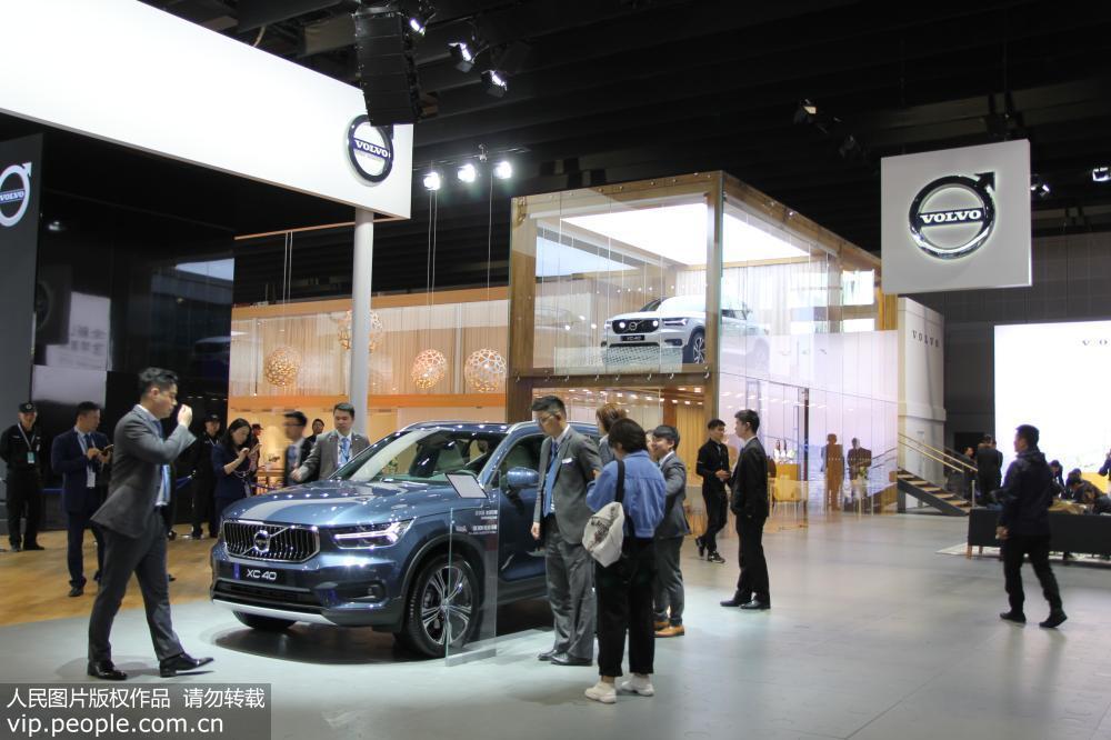 上海国际车展全球首发车型超百款