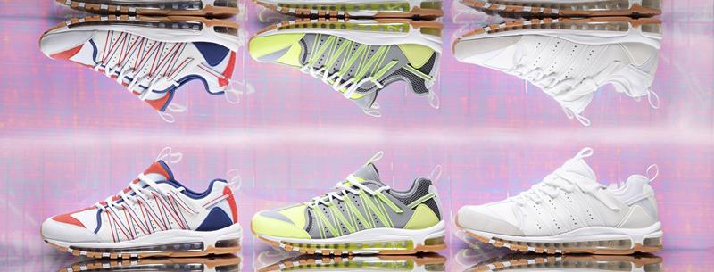 Nike Wmns Air Max 97 White Bleached Coral Pink Women Ru