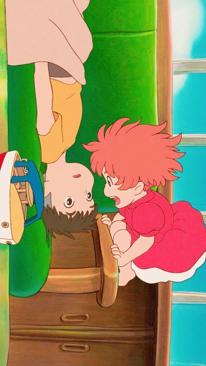 宫崎骏动漫壁纸+头像