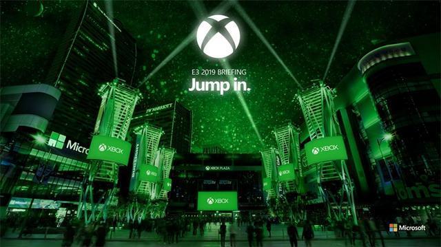 微软Xbox:多款游戏游戏向下兼容,今年E3是有史以来最强的