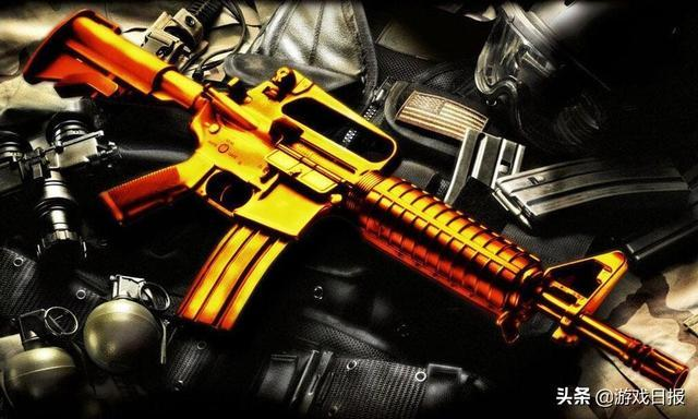 CF无神器时代,最尊贵的系列枪械,能拥有的不是欧皇就是土豪