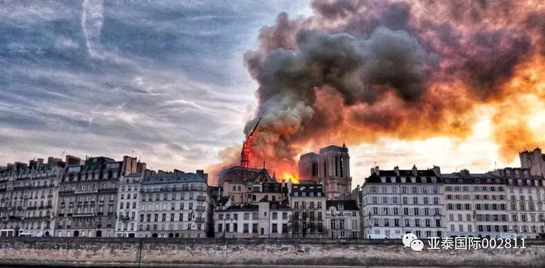 巴黎圣母院大火之殇引发的思考 | 用BIM留住永恒的建筑灵魂