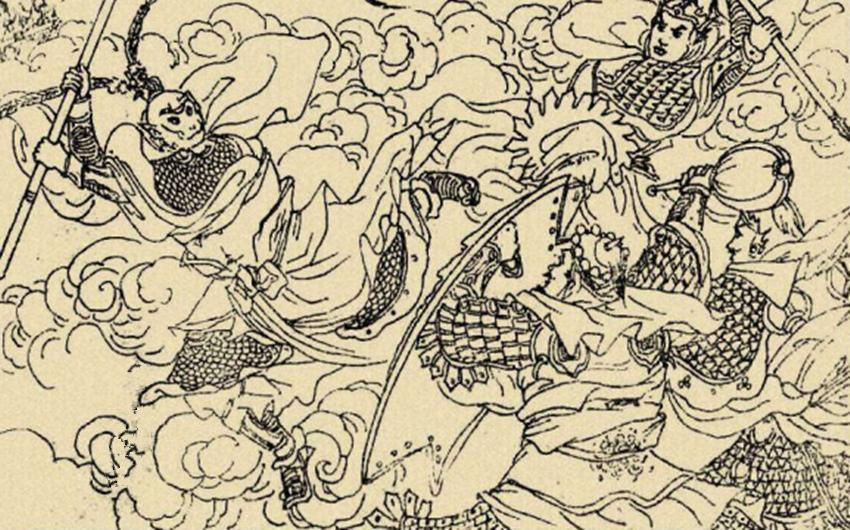 孙悟空有种绝技,闹天宫是杀手锏,保唐僧却不用,给妖精留面子