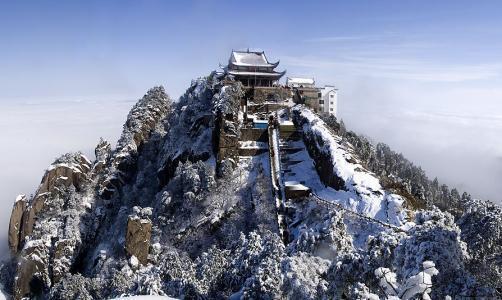 九华山沂蒙山 中国再添两处世界地质公园