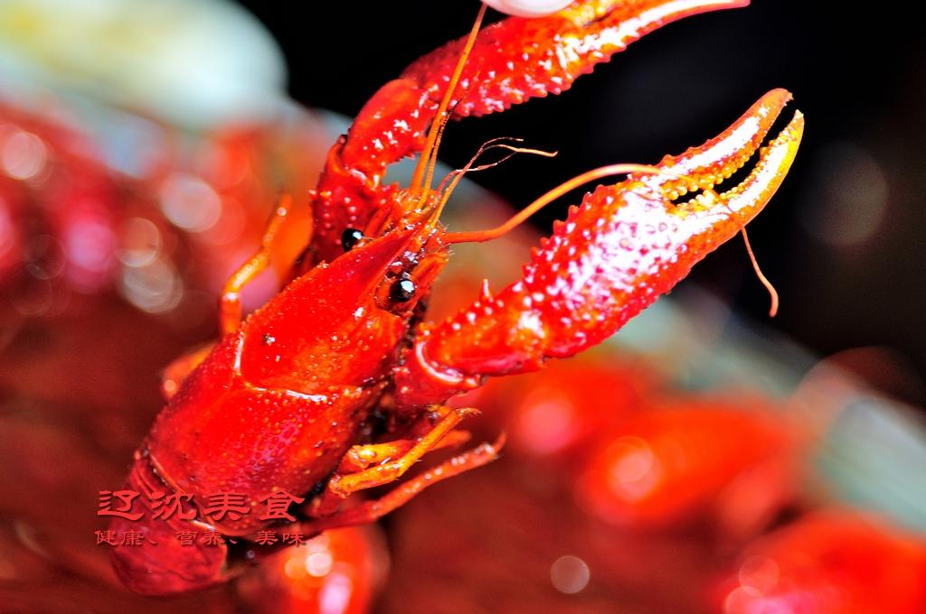 没有烤串和小龙虾的夏天是不完整的,小龙虾里面的LV