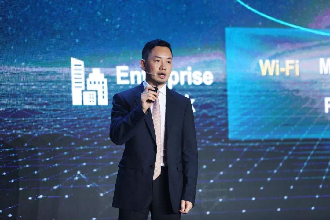 华为企业业务引领新ICT:智能,联接,数字平台_Wi-Fi