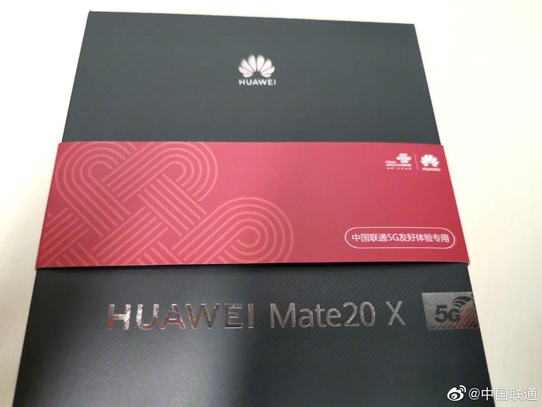 华为Mate 20 X 5G版电池或缩水,支持40W超级快充_手机