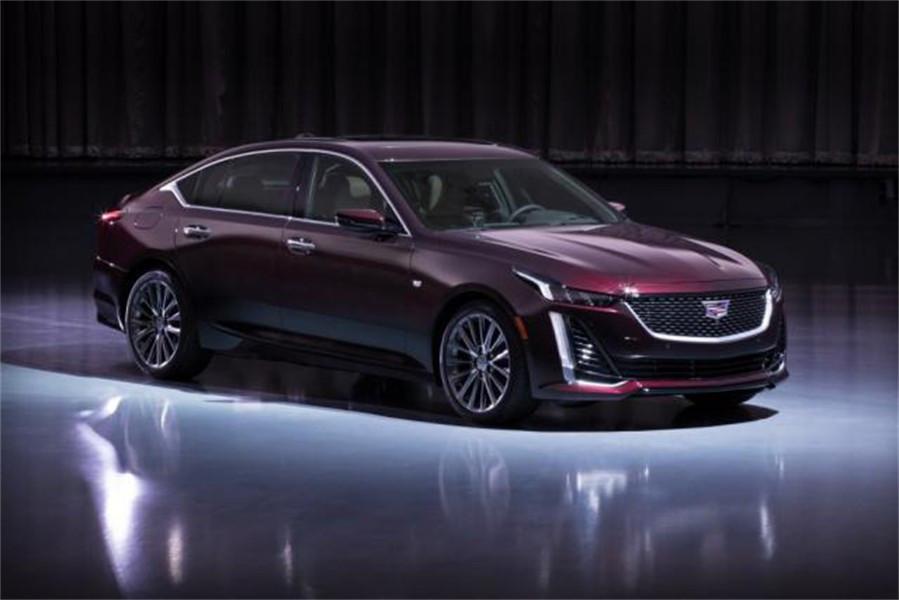 凯迪拉克运动型轿车CT5纽约车展首次亮相,将取代CTS