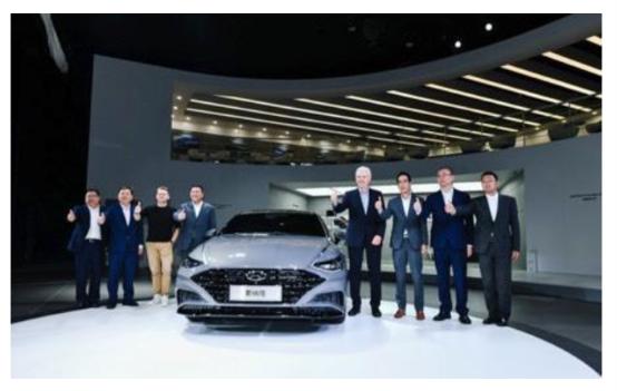 上海车展—北京现代新设计、新体验、新技术、新产品