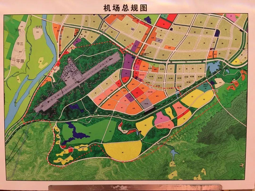 丽水市南城规划图