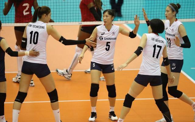 金软璟想拿奥运奖牌,可惜韩国女排不是伊萨,况且参赛资格都够呛