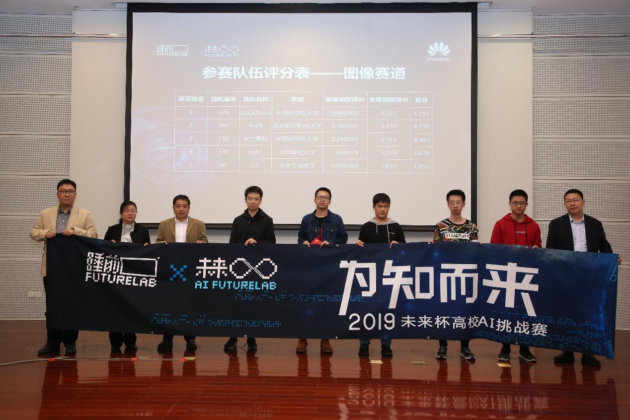 <b>《华为手机聚焦AI人才培养,助力未来杯高校AI挑战赛再燃战火》</b>