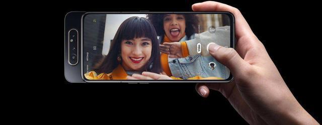 多项黑科技加持三星Galaxy A80究竟有哪些看头?