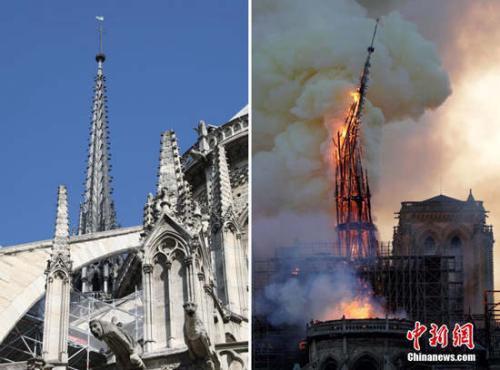 巴黎大火敲警鐘,如何保護中國40餘萬文物建築?國傢文物局回應!_火災