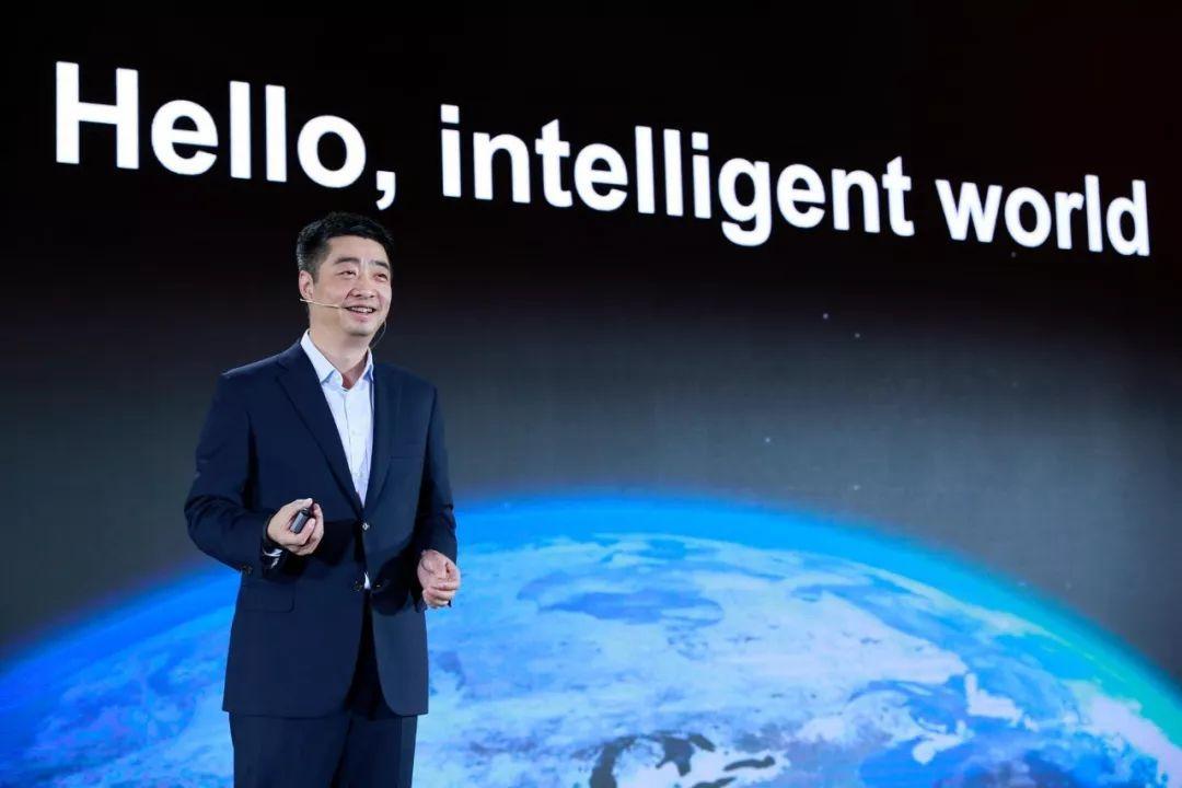 华为副董事长胡厚崑:智能世界触手可及,ICT迈向发展新高度_上云