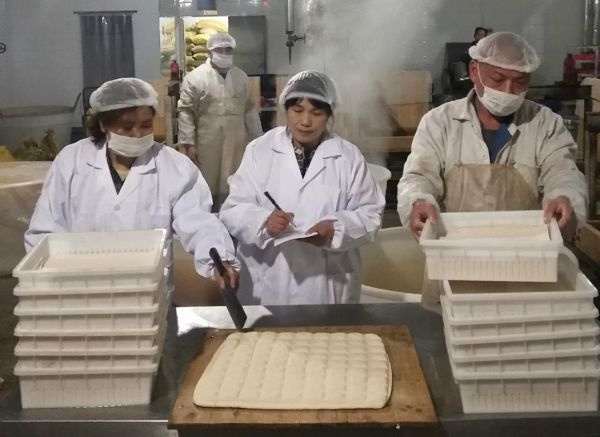 """株洲芦淞有个卖豆腐干子的""""中国好人"""" 她说制作配方谁都能看……"""