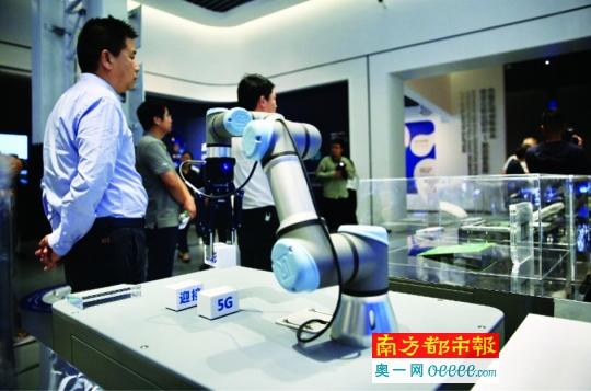 力争今年试商用 广州领跑5G 有啥大招?