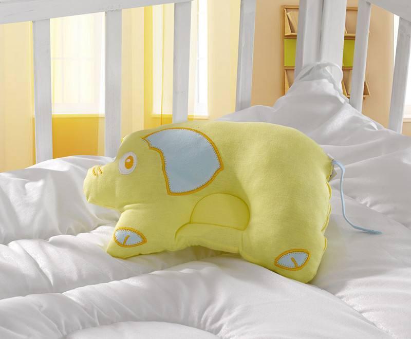 宝宝枕头怎么选择 遵循三大标准