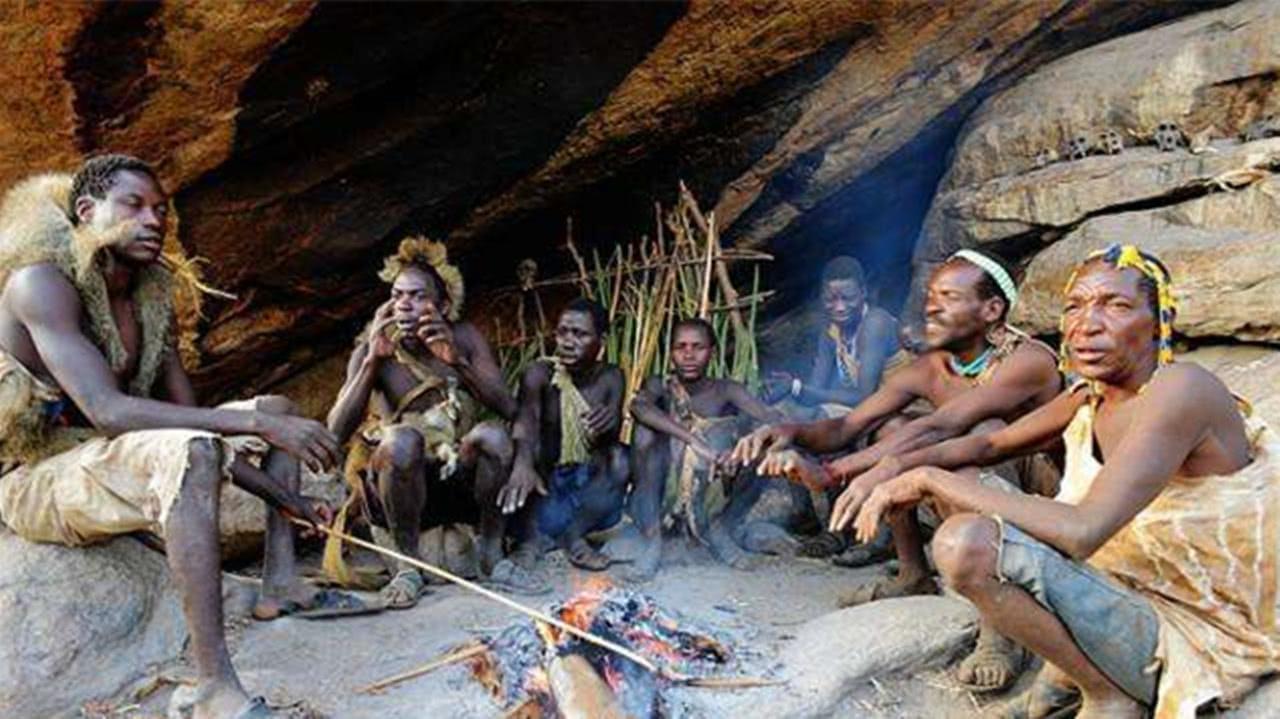 非洲那些奇特的民族, 尼瓦尔人: 世界上唯一没有... _手机搜狐网
