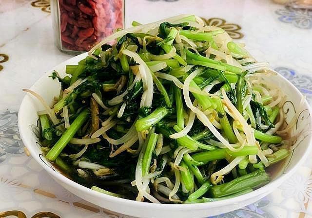 <b>春天,这几道菜要多吃吃,高纤维,低热量,常给身体来个大扫除!</b>