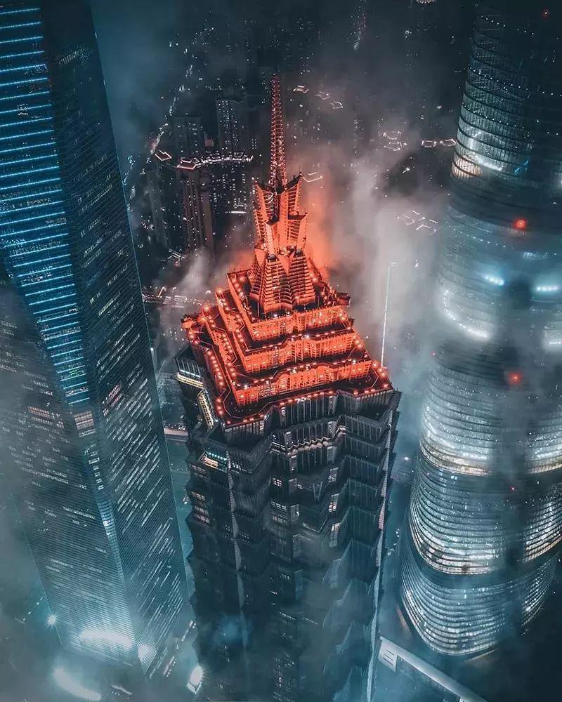 摄影佳作:上海