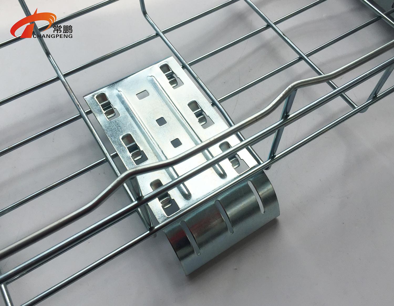 网格桥架连接件应该怎么安装