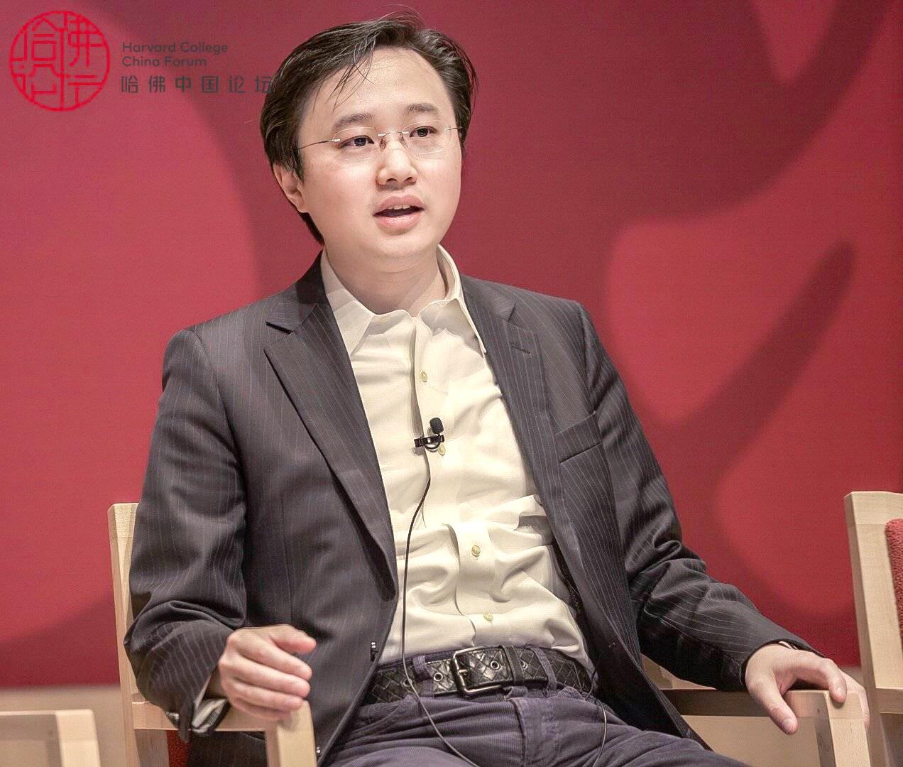 元实资本张海飞出席哈佛中国论坛 担任创业大赛评委