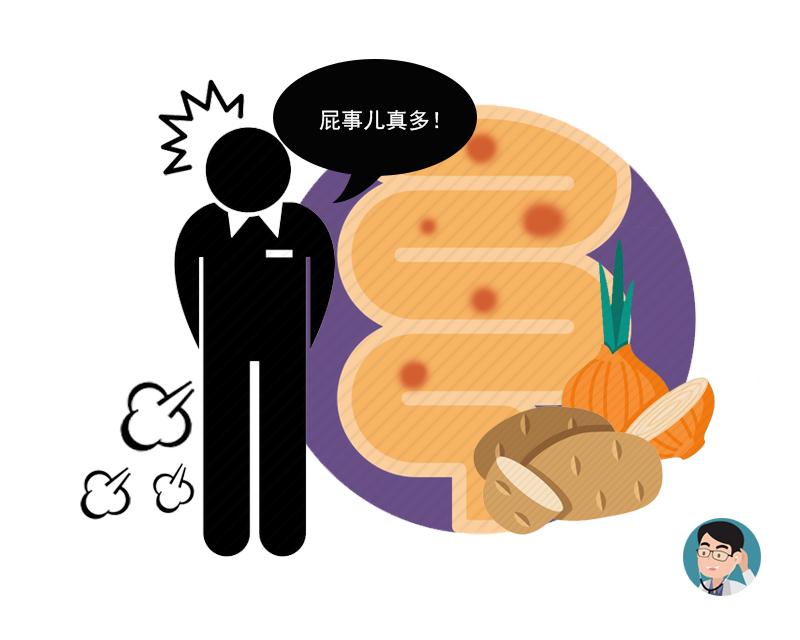 经常放屁是肠癌的警示?医生提醒:这3个异常表现才是肠癌的信号!
