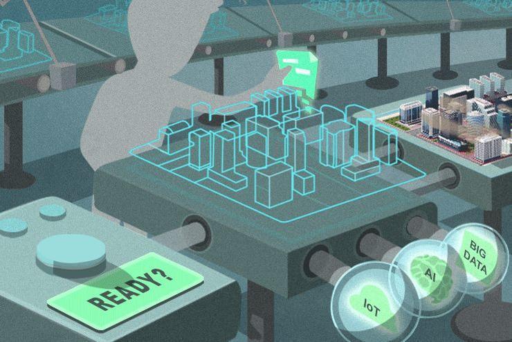 """智慧城市""""黑科技"""":国内厂商泰瑞SmartEarth首发数字孪生战略"""