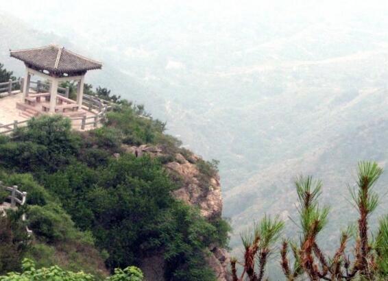 跑马岭生态休闲度假区,省城济南的后花园