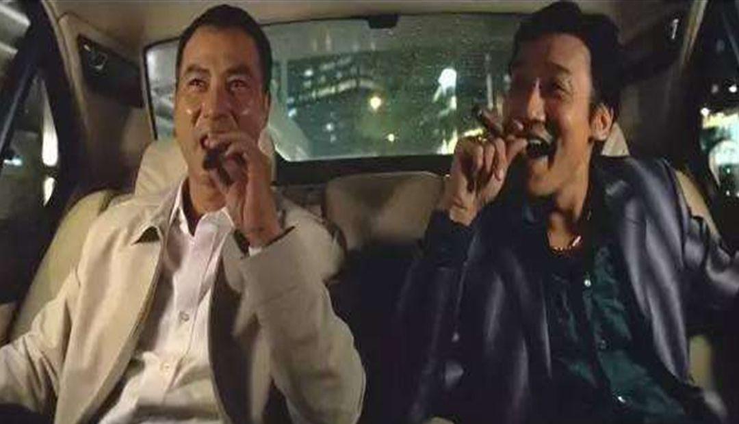"""梁家辉在电影中五个霸气时刻,""""谁赞成谁反对""""仅排第三!"""