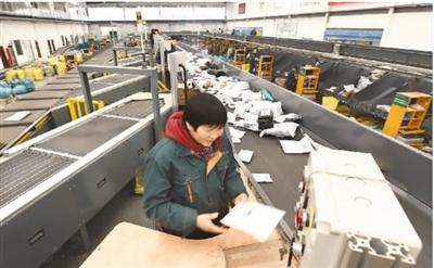 中国跨境电商正在加速跑(网上中国)_平台