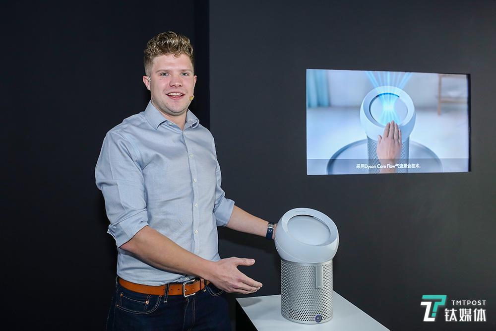 延伸环境净化产品线,戴森发布了全新多功能风扇