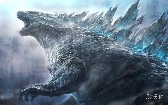 原子吐息直刺天际《哥斯拉2:怪兽之王》曝新海