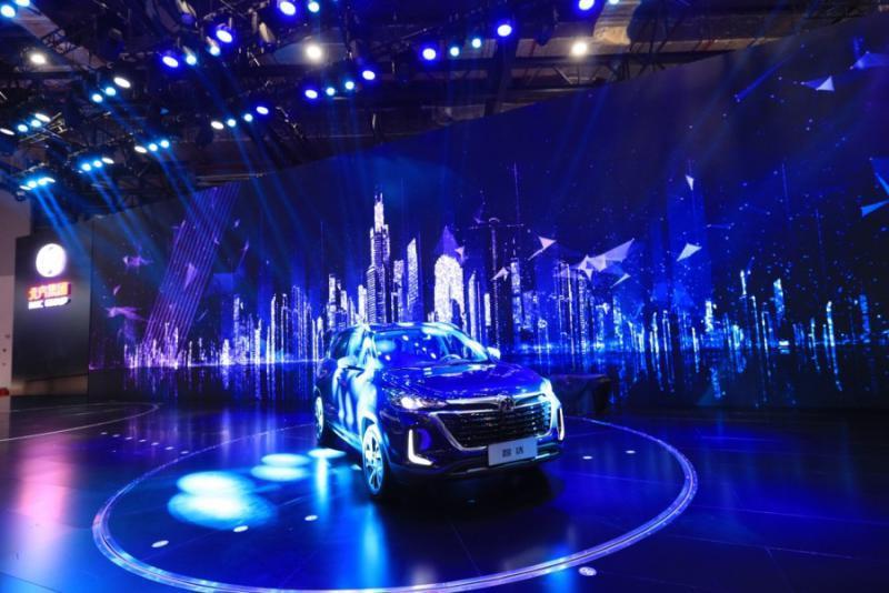 新发布的智达能否成为A0级SUV新标杆?