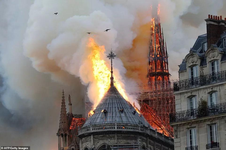 23分钟本可以救下巴黎圣母院,是法国消防员玩忽职守吗?