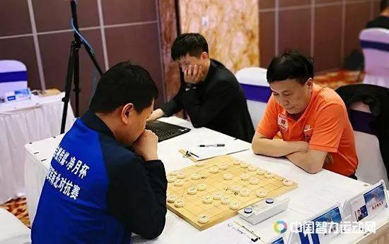 2019全国象棋冠军南北对抗赛南方队获首胜