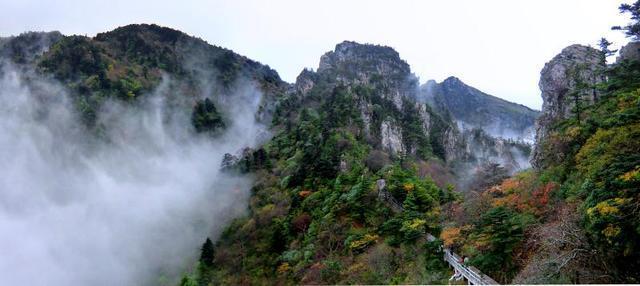 俊秀的秦岭 旖旎的商洛 即将迎来2019中国秦岭生态文化旅游节
