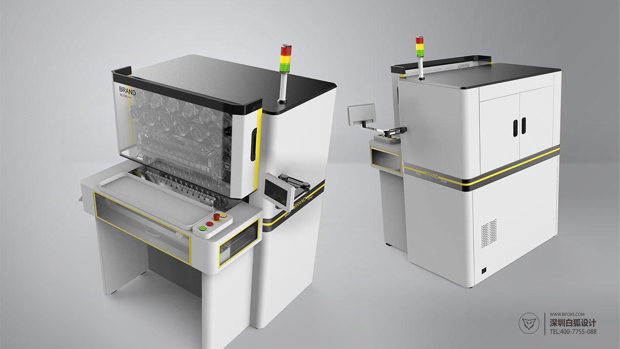 工业机械设备 全自动绕线机设计