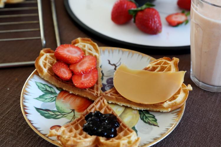 酸奶还可以这样吃,我这也是在挪威食堂学来的,快试试吧,更香更醇