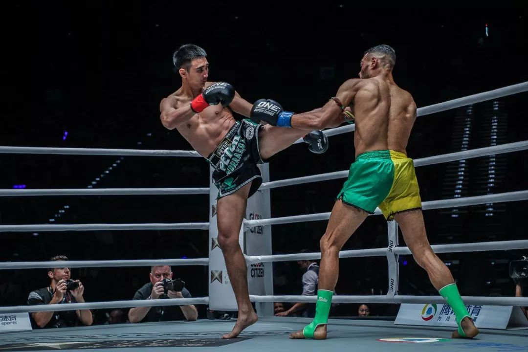 2019年ONE冠军赛(one championship)踢拳羽量级8人赛名单