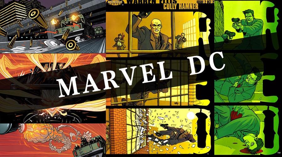 漲姿勢了!這些超級大片竟然脫胎自漫威和DC的漫畫?