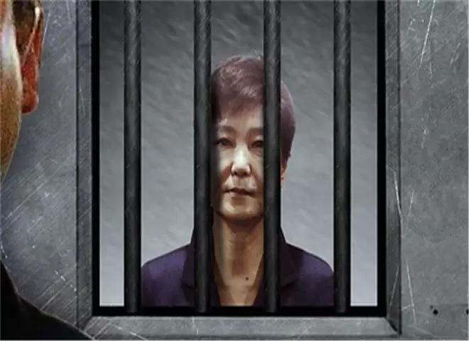 朴槿惠终于发言直呼:忍受不了牢狱生活了!