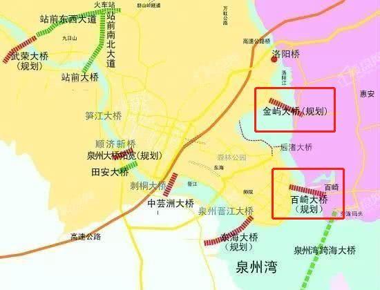 顺行大桥详细规划图
